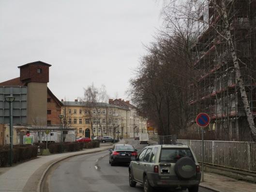 Die Semmelweisstraße soll optisch aufgewertet und zur Flaniermeile werden.