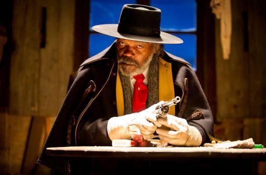 Den vergisst man nicht so schnell: Samuel L. Jackson als Kopfgeldjäger Major Marquis Warren.