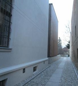 Hier wurde Architekturgeschichte geschrieben: Alt begegnet neu.