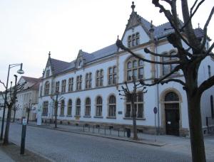 Die Alte Post in der Schlossstraße konnte einer neuen Bestimmung zugeführt werden.