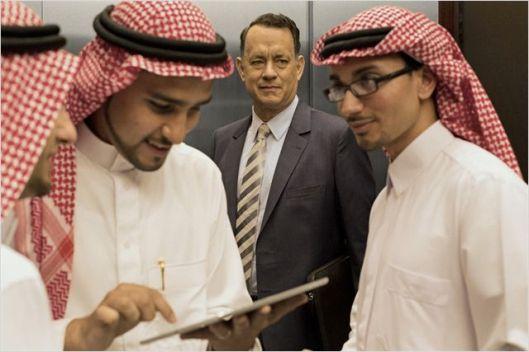 """In """"Ein Hologramm für den König"""" ist Tom Hanks zu erleben. Fotos: filmstarts.de"""