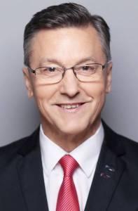 Manfred Dachner. Foto: Landtag MV