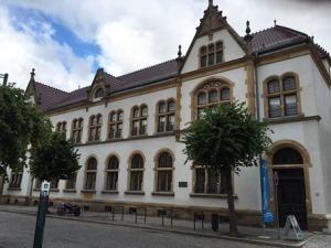 Das Kulturquartier in Neustrelitz wird zum Opernspielort.