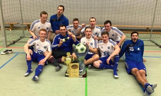 Die strahlenden Sieger vom FSV Mirow/Rechlin. Foto: FSV