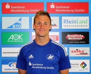 René Pütt besorgte das 1:1. Foto: Schütt