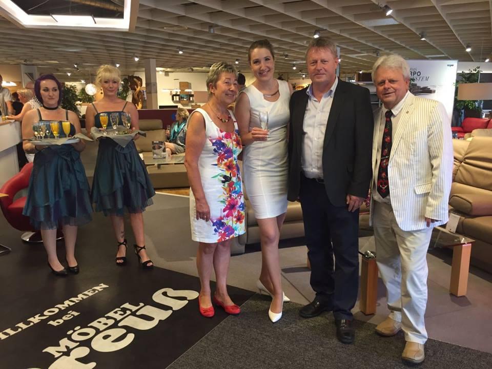 Ihk Gratuliert Mobel Preuss Zum Firmenjubilaum Strelitzius Blog