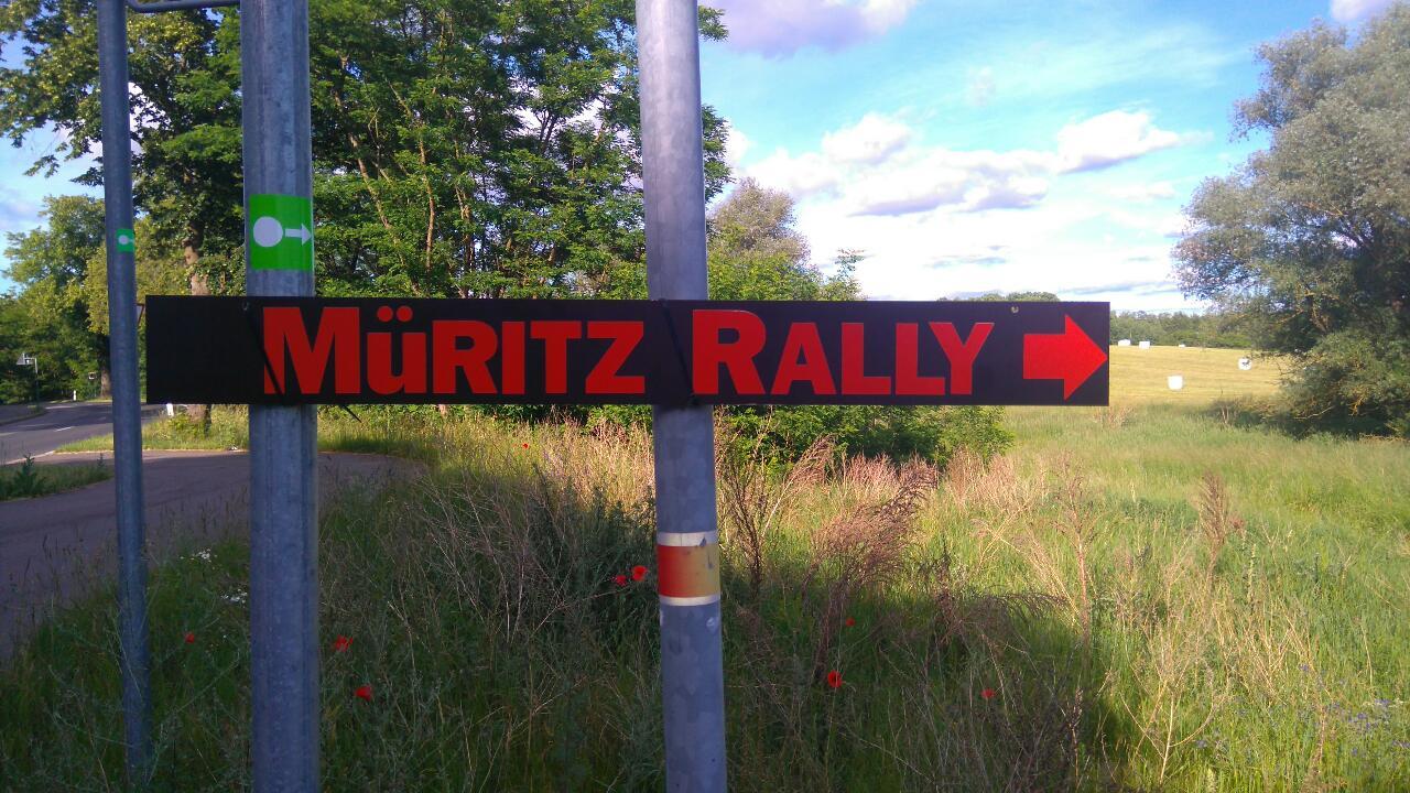 Rally Oder Rallye