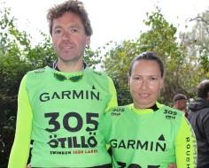 Anja Dittmer (rechts) mit Guido Grimme.